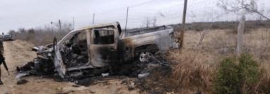 La matanza de Tamaulipas se conoció el 24 de enero de 2021. (Foto: Hemeroteca PL)