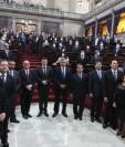 El pleno del TSE acudirá al Congreso la primera semana de marzo para explicar su iniciativa de ley. Fotografía: Prensa Libre.