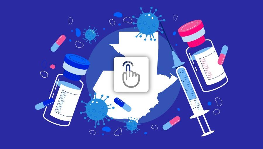 Vacunación contra el covid-19 en Guatemala: el orden y las fases en que se recibirá la vacuna