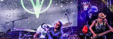 La banda Viernes Verde se fundó el 15 de mayo de 1993. (Foto Prensa Libre: Keneth Cruz)