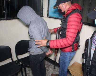 Capturan en Baja Verapaz a Walter Daniel Sical Orozco, sindicado de acoso sexual contra una niña de 9 años en San Marcos