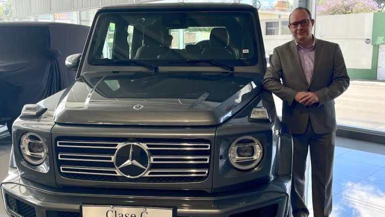 Inchcape es le distribuidor autorizado de Mercedes Benz. Foto Prensa Libre: Cortesía.