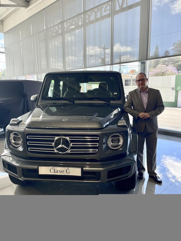 Empresa Multinacional Inchcape inicia la representación de Mercedes Benz en Guatemala