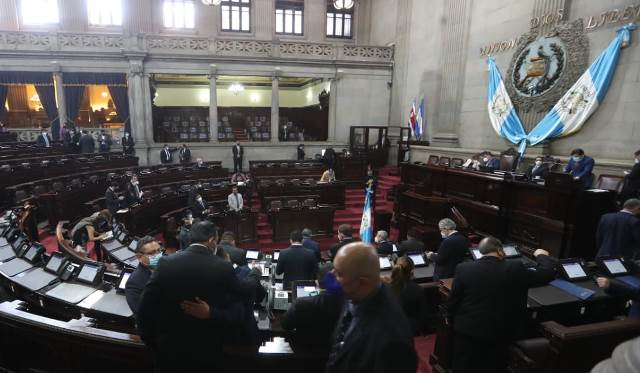 Diputados en la sesión de este 2 de marzo. (Foto: Erick Avila)