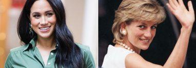 Meghan Markle y Diana Spencer ingresaron a la familia real y llamaron poderosamente la atención desde el primer día, por lo que las comparaciones entre ambas experiencias son casi inevitables.