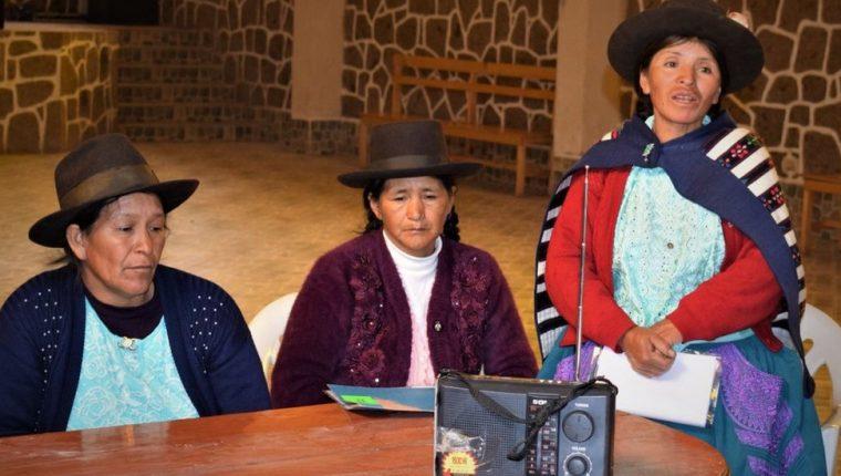 La mayoría de las víctimas eran mujeres de bajos ingresos e indígenas, según grupos de derechos humanos. (AMPAEF)
