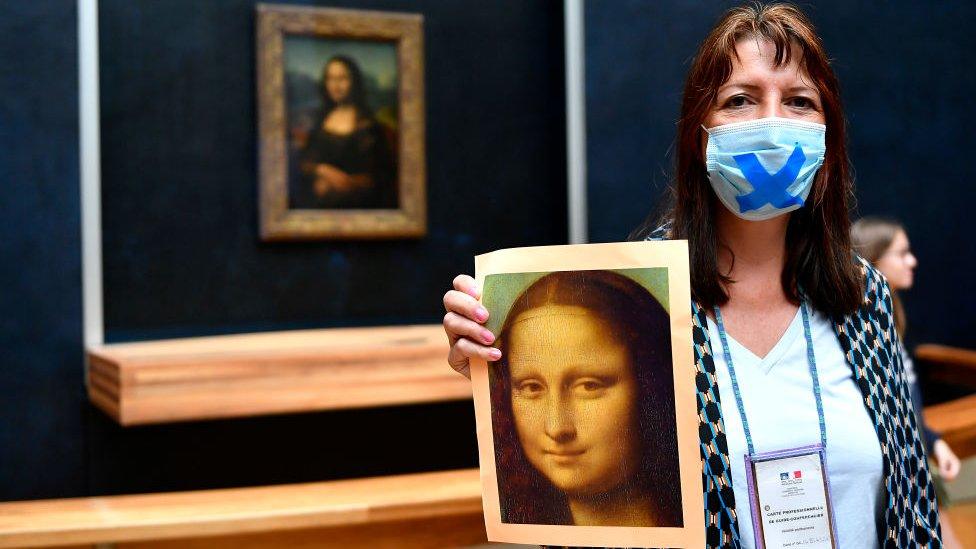 La Gioconda: el detalle aparentemente oculto que revela un nuevo significado de la Mona Lisa