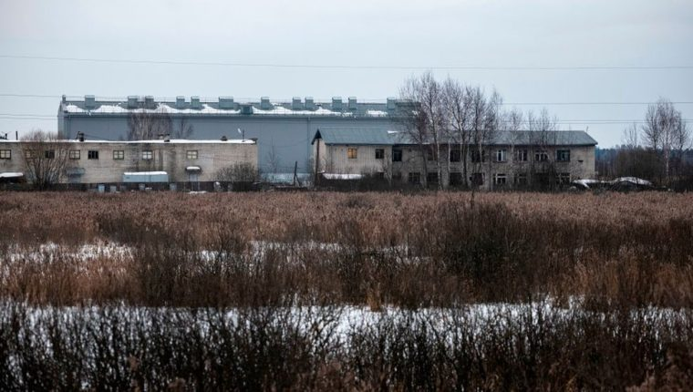 La prisión IK-2, también conocida como Colonia Correccional Pokrov, está ubicada en el distrito Vladimir Oblast, a unos 100 kilómetros al este de Moscú.
