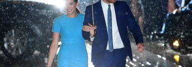 El duque y la duquesa de Sussex han tenido una relación tensa con la prensa sensacionalista.