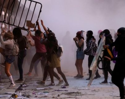Día de la Mujer: los disturbios en la marcha del 8 de marzo dejan al menos 81 heridas en Ciudad de México