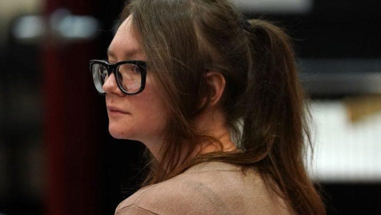Anna Sorokin usaba la falsa identidad de Anna Delvey.