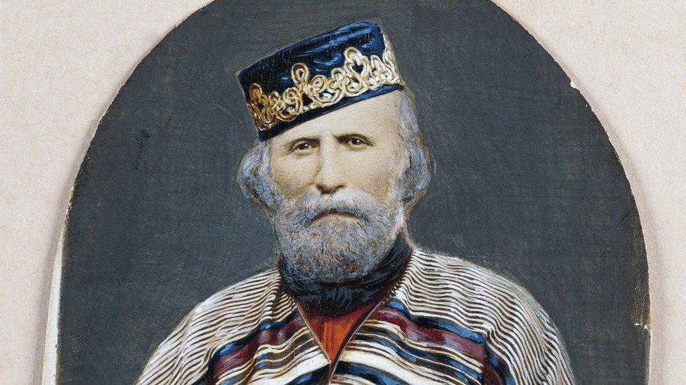 """La romántica y aventurera vida de Giuseppe Garibaldi, el """"héroe de dos mundos"""" que unificó Italia y luchó en Sudamérica"""