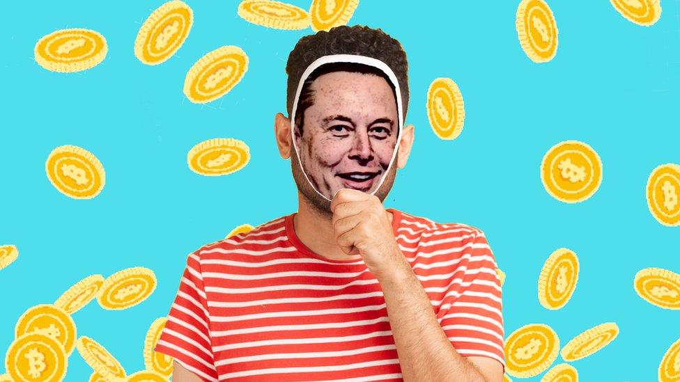 """Bitcoin: """"Perdí más de medio millón de dólares por culpa de una cuenta falsa de Elon Musk"""""""