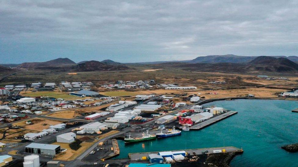 Islandia: el país que ha registrado 40.000 temblores en menos de un mes