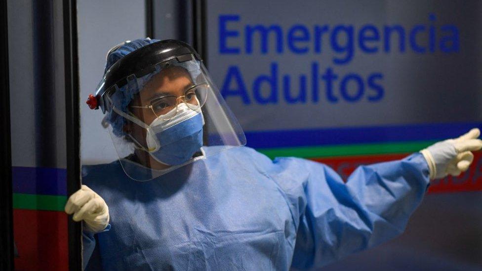 Coronavirus en Venezuela : la preocupación por el aumento de casos y muertes por covid-19