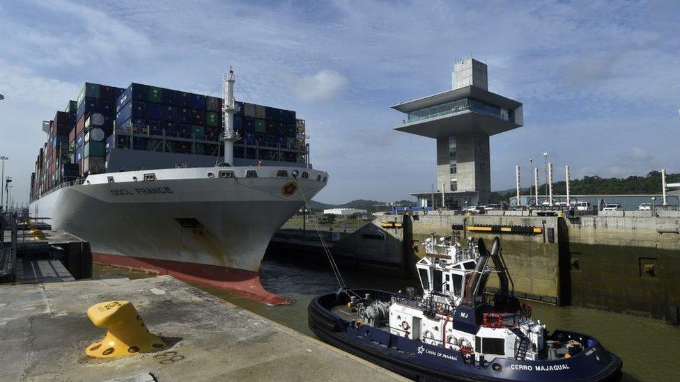 Canal de Suez: ¿puede ocurrir en el Canal de Panamá un bloqueo similar?