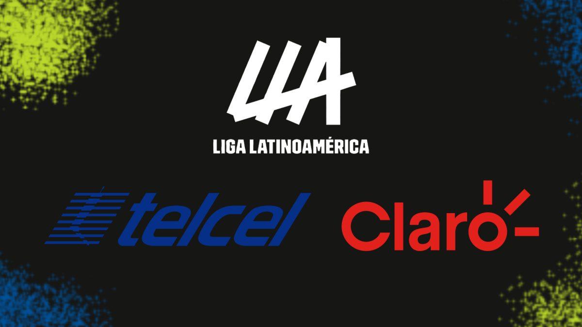 Claro y Telcel se unen a la League of Legends
