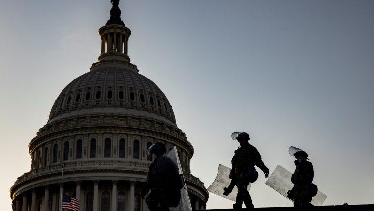 El Congreso de EE. UU. aprobó el año pasado la Ley de Compromiso Mejorado para el Triángulo Norte, que incluye la obligación de elaborar un plan de desarrollo para la región. (Foto Prensa Libre: EFE)