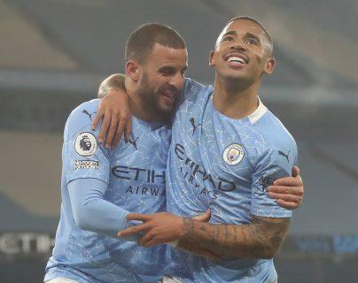 El City suda para golear al Wolverhampton y sigue su marcha triunfal