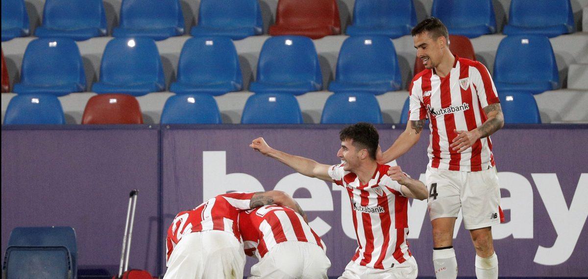 Athletic jugará la final de Copa del Rey contra el Barcelona
