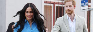 La pareja ha dicho a menudo que dejaron Reino Unido para alejarse de los medios de comunicación del país, pero también dieron cuenta de su descontento como integrantes de la realeza. Fotografía: EFE.
