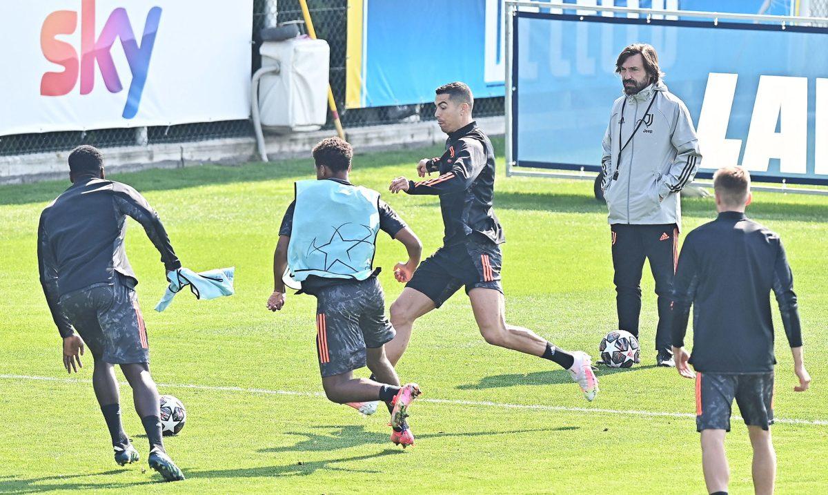 Champions League: Andrea Pirlo encomienda la remontada de la Juventus a Cristiano Ronaldo