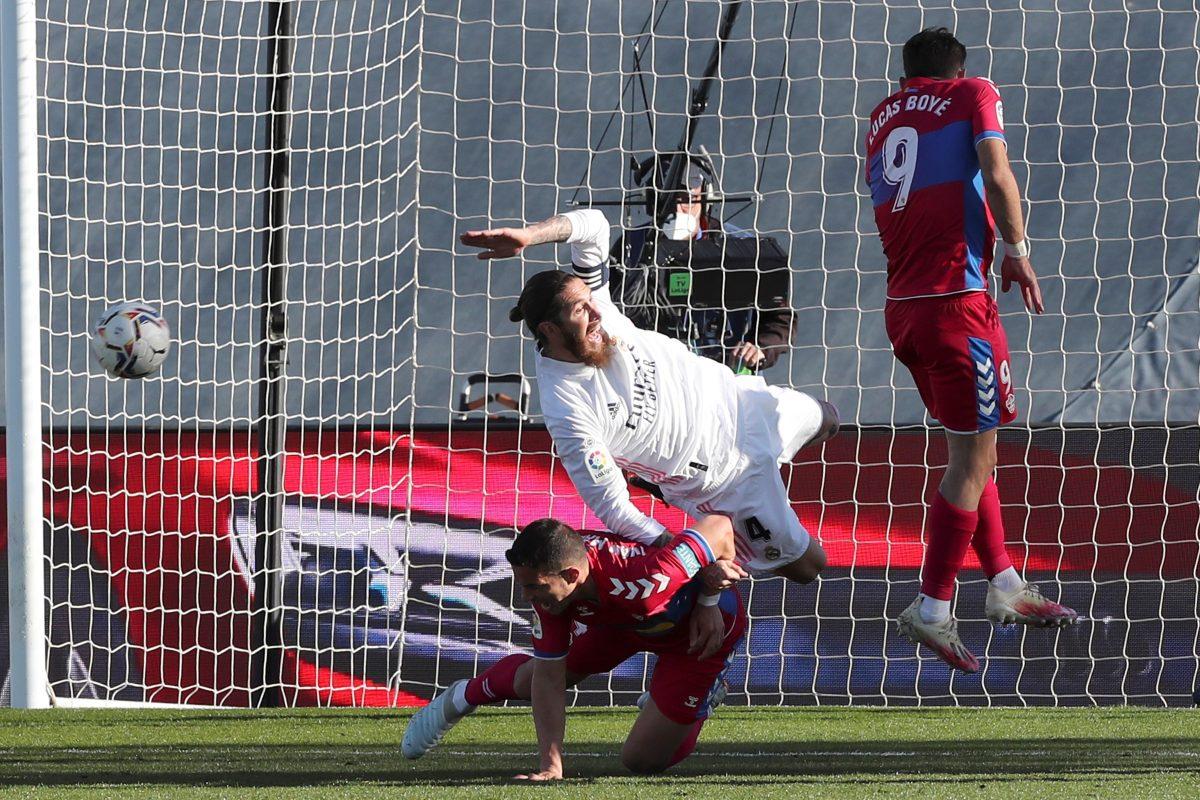 "Butragueño califica de ""llamativo"" no tener un penalti a favor desde octubre"