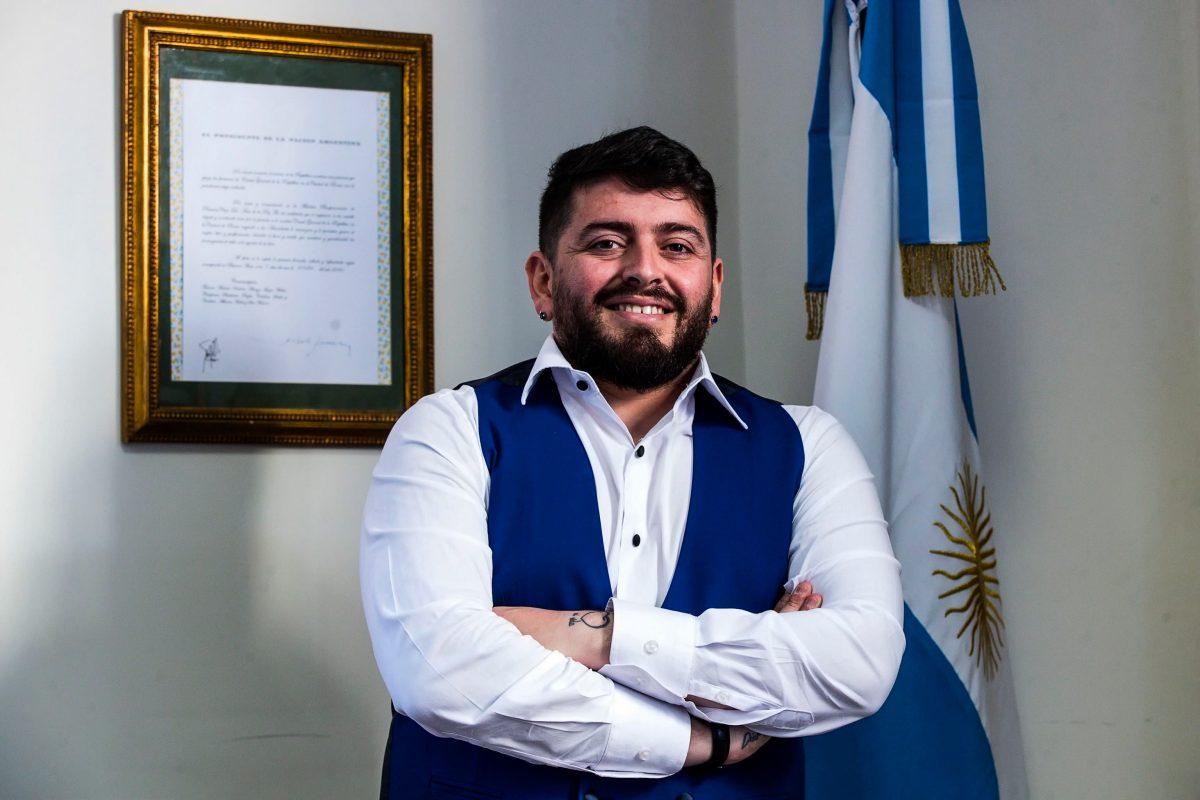 """Maradona junior: """"Mi padre no fue solo futbol, fue alegría en la vida"""""""