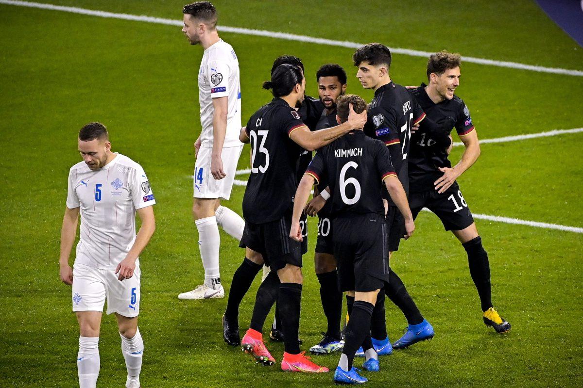 Goretzka, Havertz y Gündogan dan la victoria a Alemania en la eliminatoria mundialista