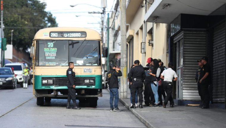 Violencia: Condenan a salvadoreño que asesinó a un piloto de ruta 70 en 2018