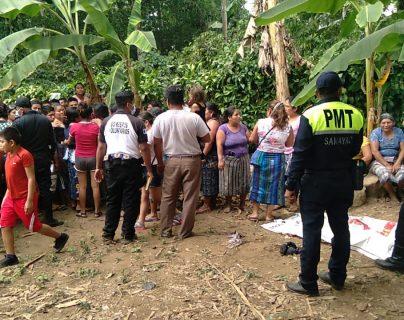 Tragedia en Samayac: cuatro niños mueren ahogados al caer en un pozo artesanal