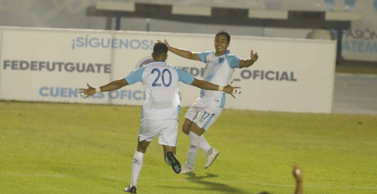 Guatemala, con lo mínimo, suma los primeros tres puntos de la eliminatoria a Qatar 2022