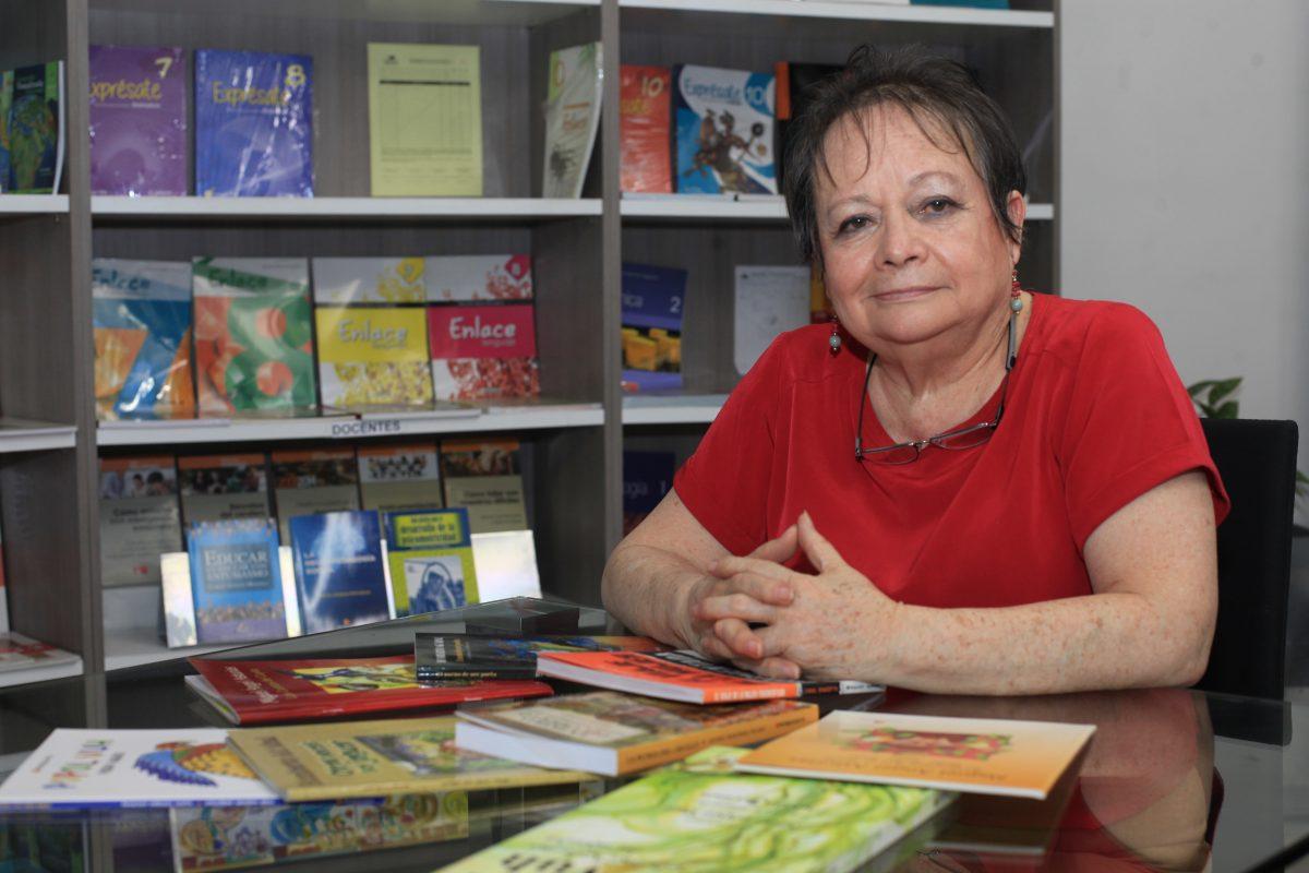 Irene Piedra Santa:  Solo la lectura marca el avance