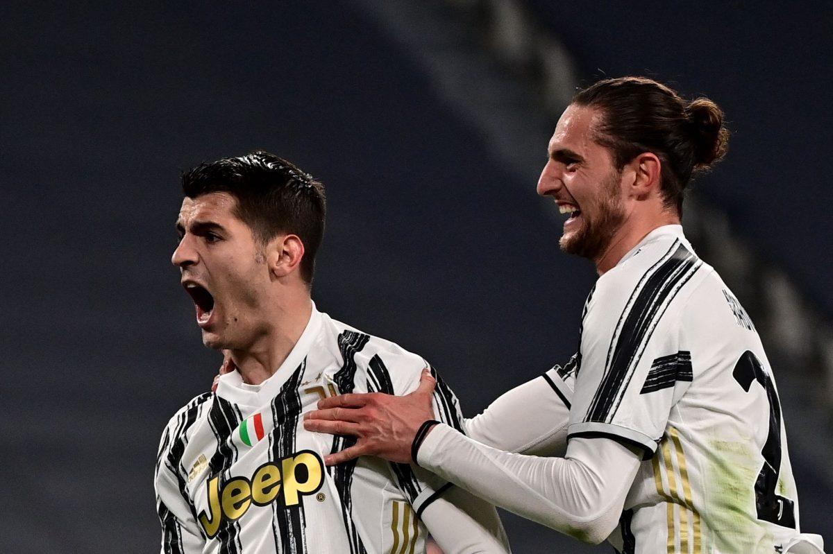 Morata se viste de Ronaldo y lidera la remontada de la Juventus contra la Lazio