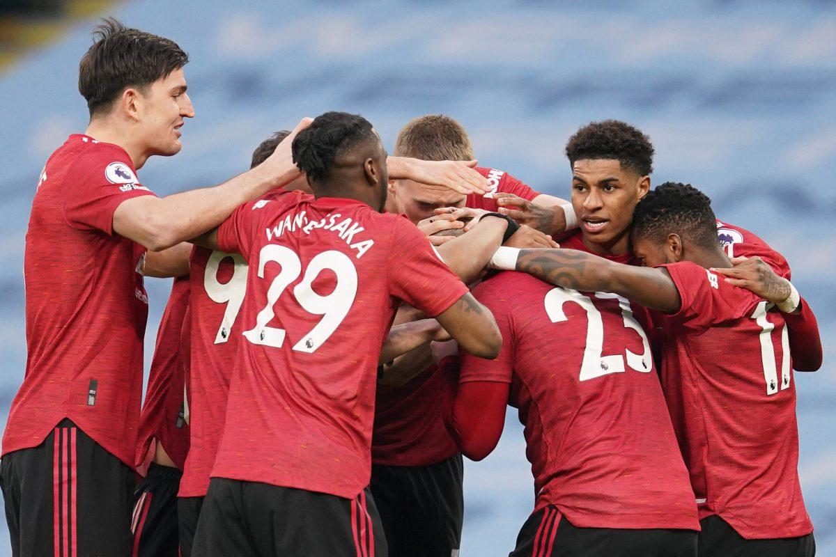 El United rompe la racha triunfal de un City encaminado al título