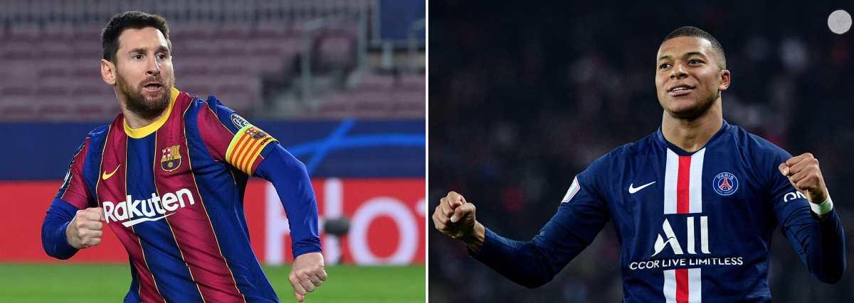 La 'misión imposible' del FC Barcelona en París ante el PSG con Kylian Mbappé