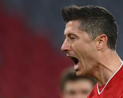 Bayern golea 4-0 a Stuttgart y Lewandowski firma un triplete perfecto