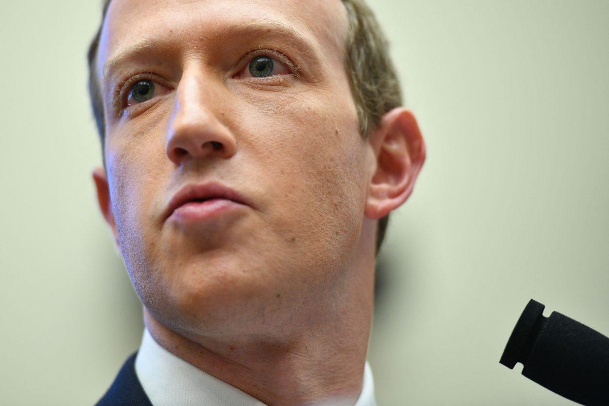 Mark Zuckerberg culpa a Donald Trump del asalto al Capitolio y defiende a Facebook por noticias falsas