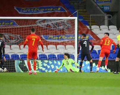 La Selección de México cae 1-0 con Gales en partido amistoso