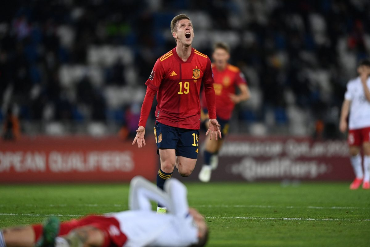 Dani Olmo rescata a España en el descuento frente a Georgia