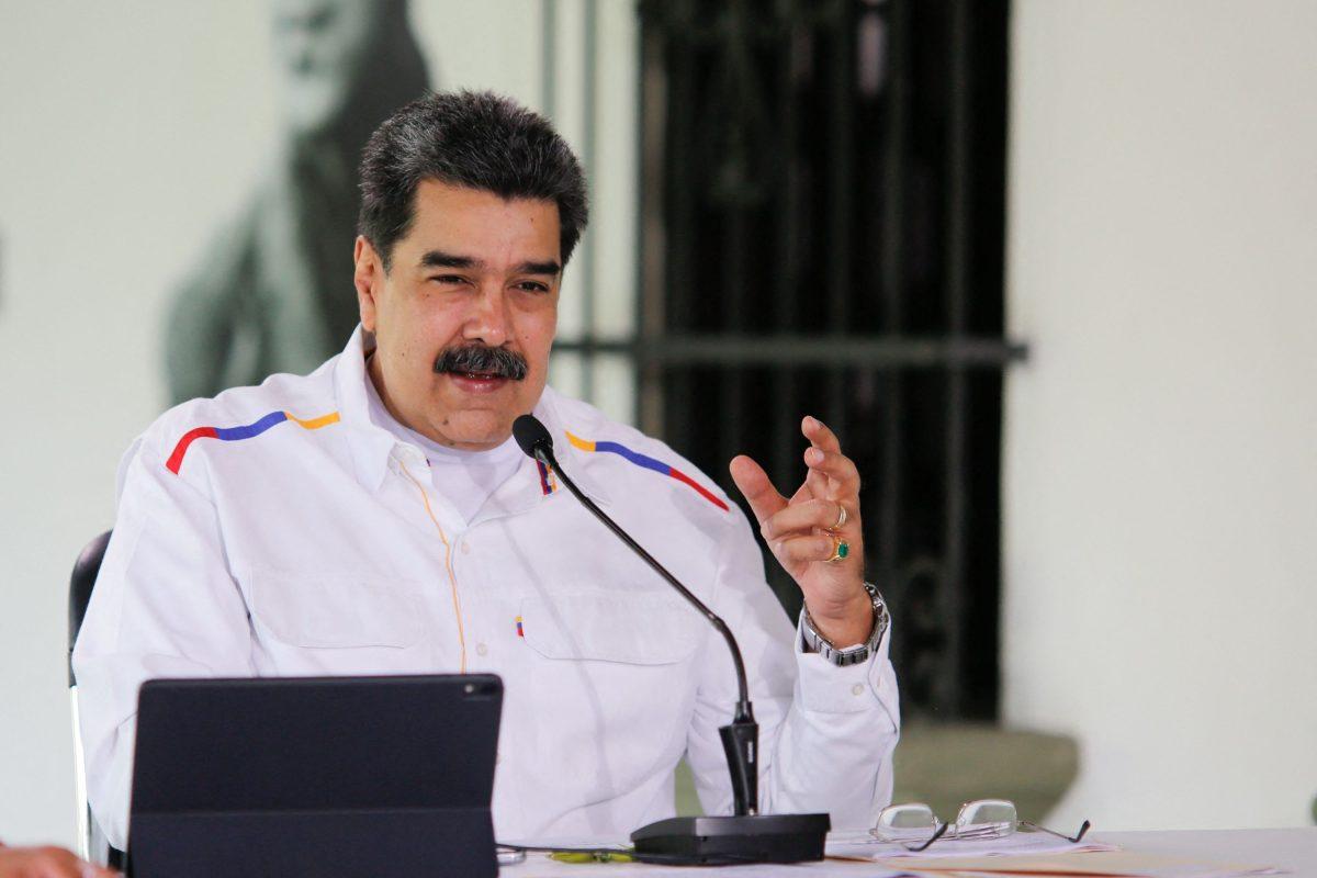 """Maduro ofrece """"petróleo por vacunas"""" contra el covid-19 para Venezuela"""