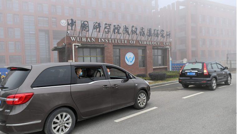 China rechaza cualquier vínculo entre la pandemia y el Instituto de Virología de Wuhan. (Foto Prensa Libe: AFP)
