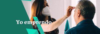 Adriana Villalobos subcontrata a más personas en su equipo cuando se necesita y según el proyecto o las tareas que se requieran. (Foto Prensa Libre: cortesía)