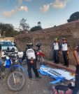 Bomberos Voluntarios fueron requeridos para examinar a un hombre en Antigua Guatemala, quien falleció luego de haber sido detenido por agentes municipales. (Foto Prensa Libre: Bomberos Voluntarios)
