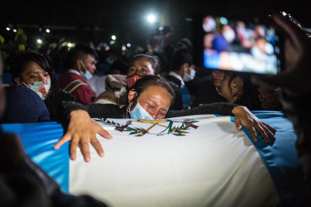 Masacre en Tamaulipas: Con frustración y pena, Guatemala dice adiós a sus migrantes asesinados en México