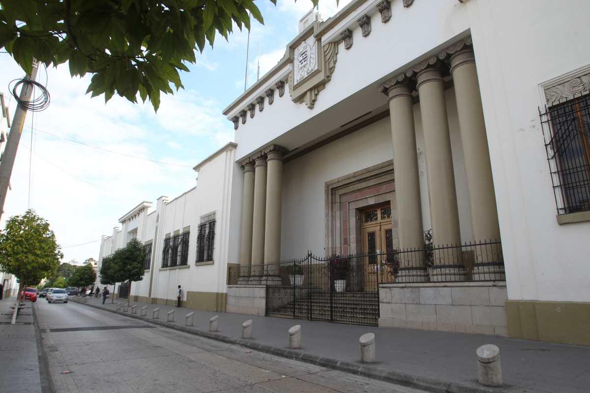 Casa Presidencial. Foto: Hemeroteca Prensa Libre