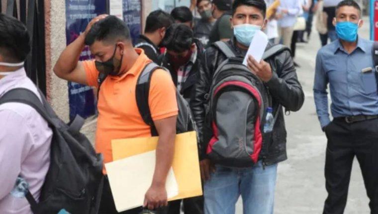 Guatemala supera los 192 mil casos acumulados de covid-19. (Foto Prensa Libre: Hemeroteca PL)