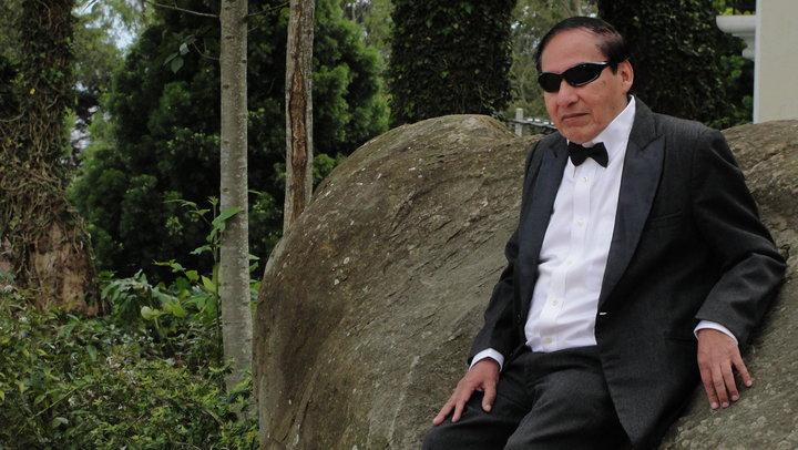 El maestro falleció a los 81 años. (Foto Prensa Libre: Facebook César Augusto Hernández)