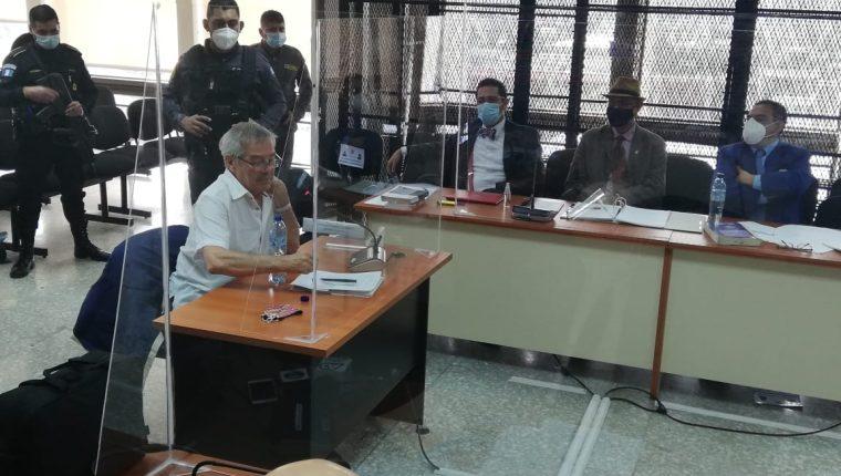 Envían a juicio a César Montes por la muerte de tres soldados en El Estor