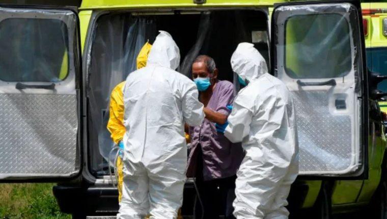Guatemala cumplió el 13 de marzo de 2021, un año de luchar contra el coronavirus.  (Foto Prensa Libre: Hemeroteca PL)